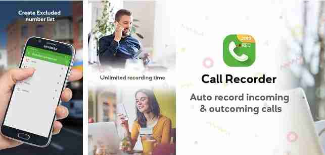 Call Recorder Automatic app