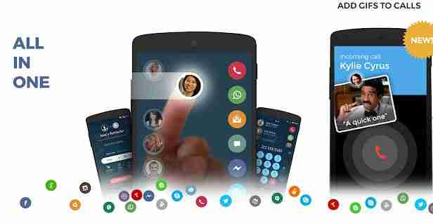 drupe dialer for android