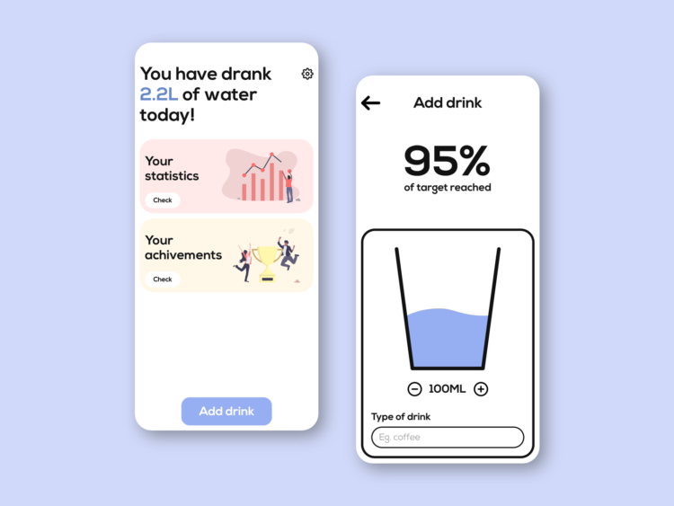 6 Best water tracking apps for android and iPhone