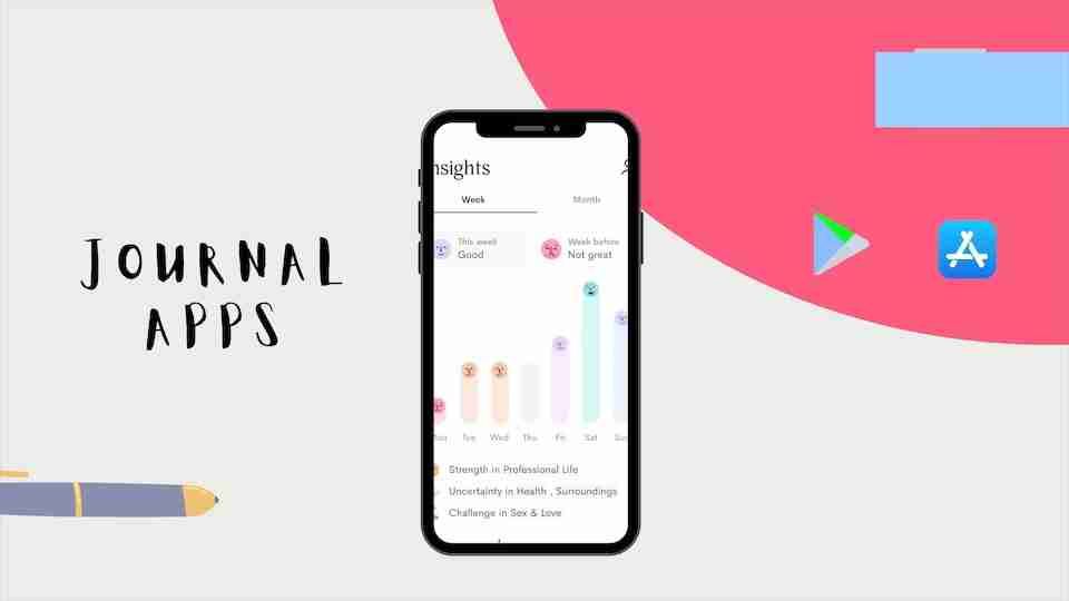 journaling apps for android