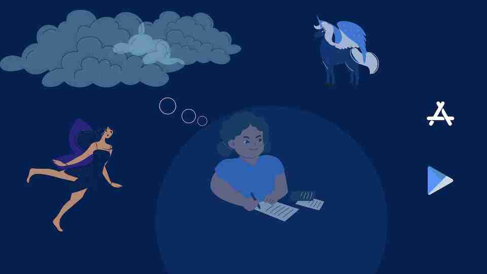 9 Best dream journal apps to help get a lucid dreaming