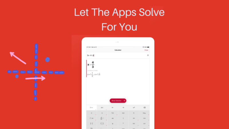 Best apps that solve math word problems (Android & iOS)