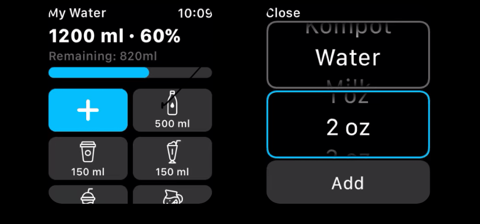 """water reminder app for apple watch"""" class="""