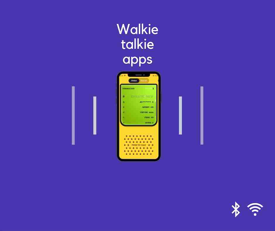 Best apps to turn your phone into a walkie talkie (iPhone & Android)