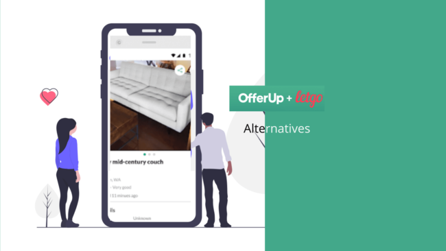 12 Best apps like OfferUp to buy & sell stuff