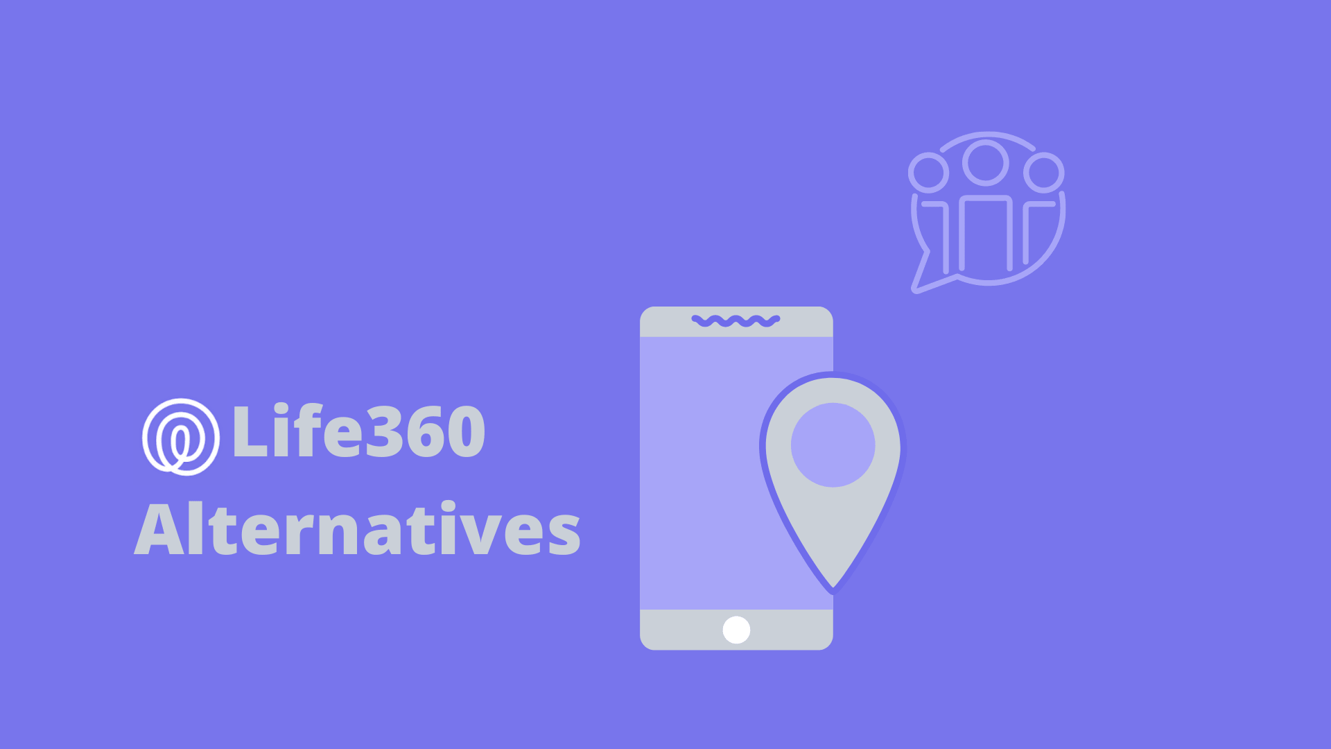 6 Best family locator Apps like Life360