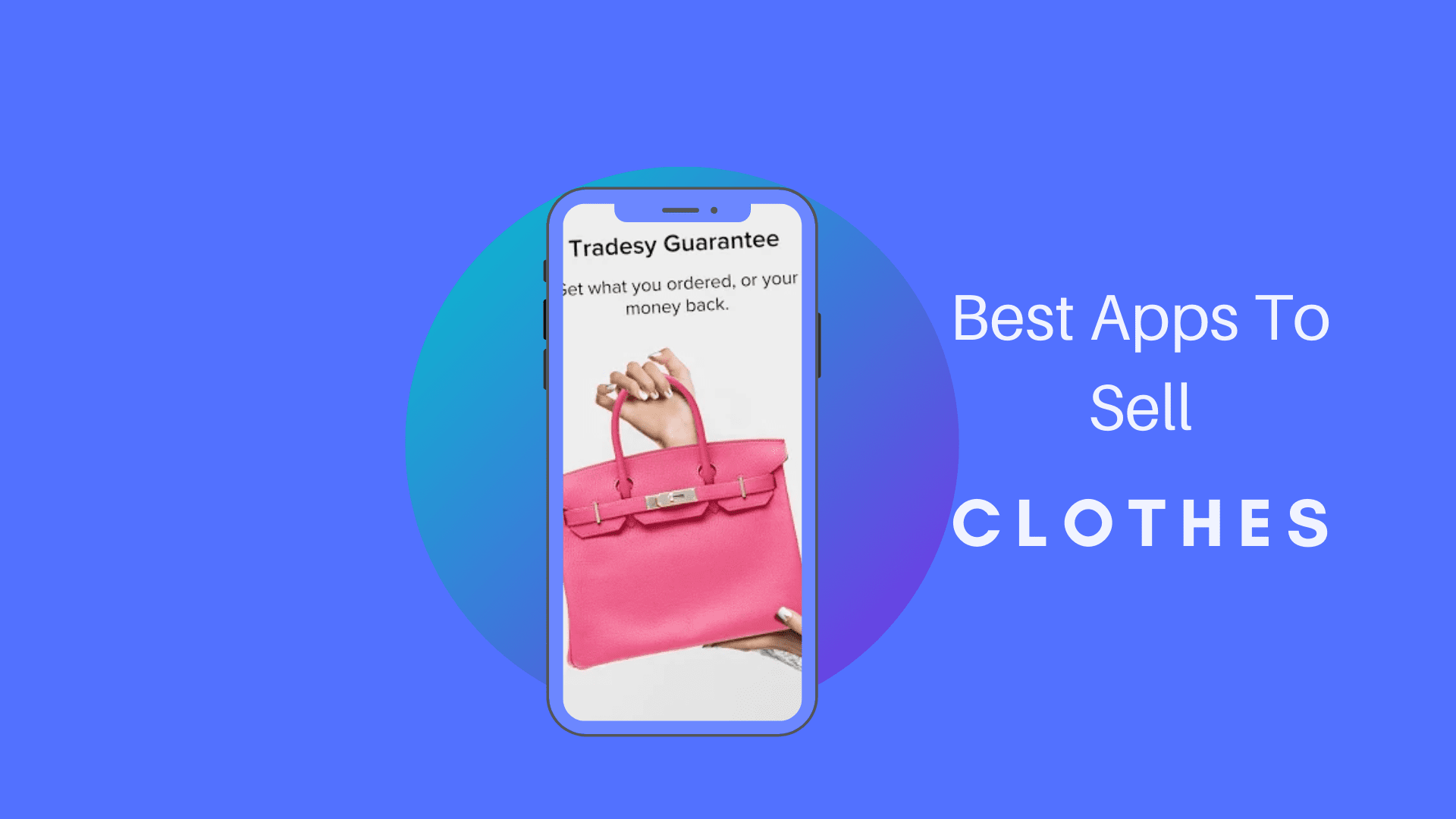 Try out these best apps to sell used clothes