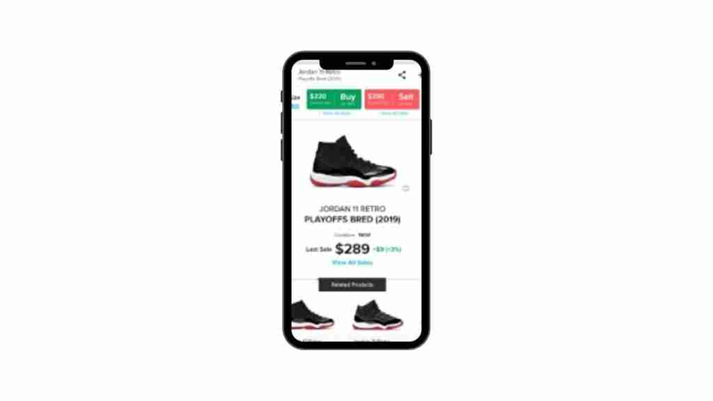 best shoes selling app stockx