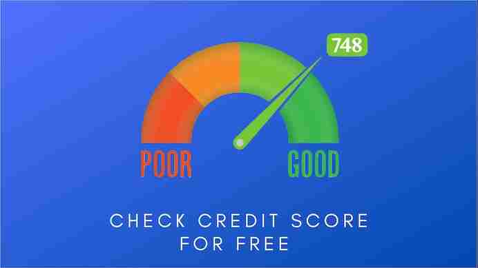 Check credit score apps