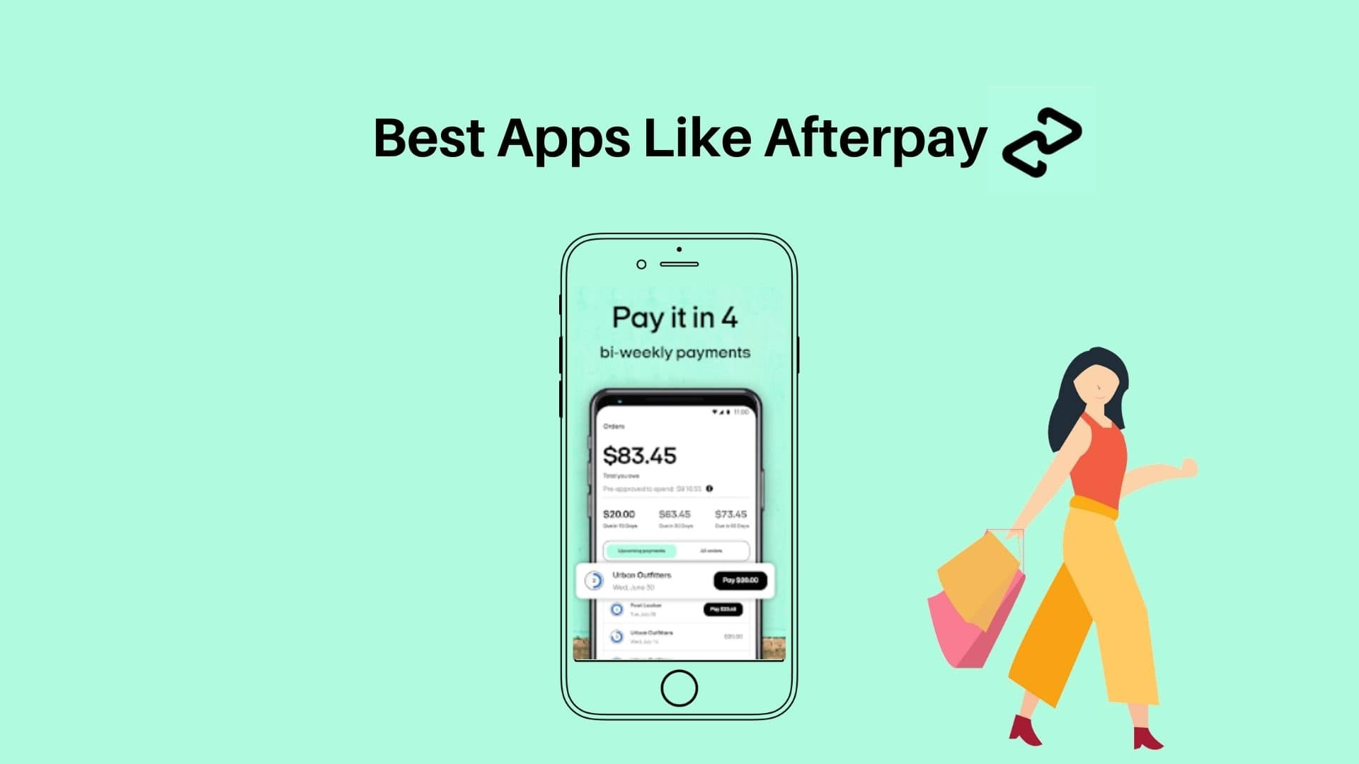 apps like Afterpay