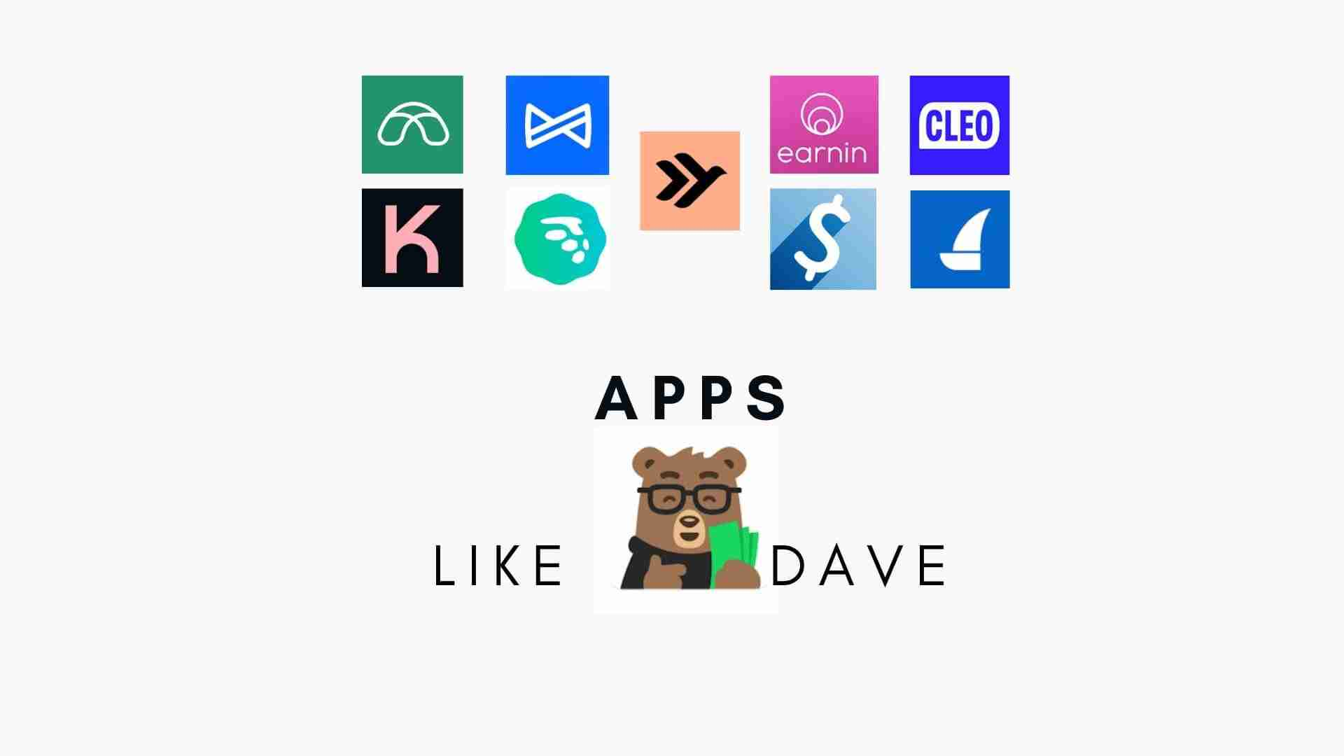 Best Cash Advance Apps like Dave you can't ignore